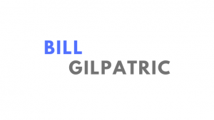 Header that says Bill Gilpatric